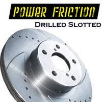 Спортивные тормозные диски Power Friction