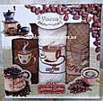 """Махровые кухонные полотенца """"Cappucino"""" 40*60 см Vianna 3 шт., Турция , фото 2"""