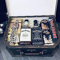Подарок чемодан Любящему Мужу, Отцу. Подарок на день рожденье, Юбилей. Папе, брату, мужчине, коллеге, шефу.