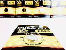 Батарейка щелочная DURACELL DUR-2025 1x 1 шт