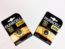 Батарейка щелочная DURACELL DUR-2032 1x1 шт