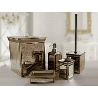 Комплект в ванную Irya - Mirror bronz бронзовый (5 предметов)