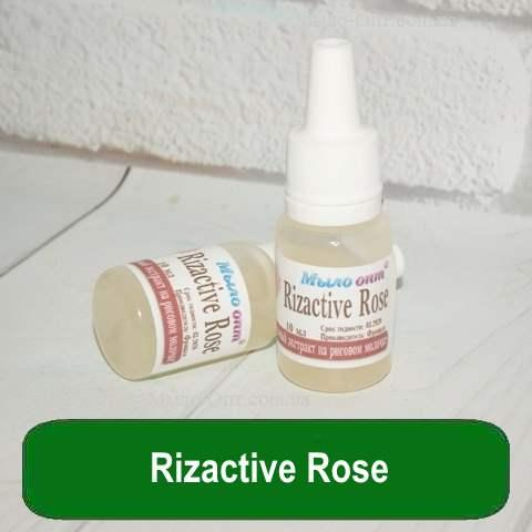 Rizactive Rose, 10 мл - розовый экстракт на рисовом молочке