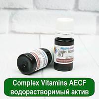 Complex Vitamins AECF - водорастворимый актив, 10 мл, фото 1