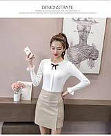 Блузки женские  оптом (42-46 универсальный) Китай, от 2 шт.