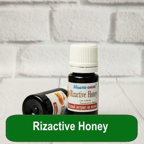 Rizactive Honey, 10 мл - медовый экстракт на молоке