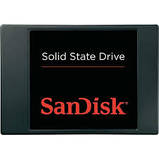 "Накопитель SSD SanDisk 128GB 2.5"" SATAIII MLC (SDSSDP-128G-G25) Розничная коробка, фото 2"