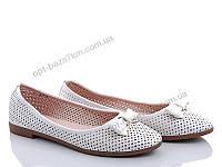 Балетки женские Бабочка-Mengfuna-AESD 232-103 (36-41) - купить оптом на 7км в одессе