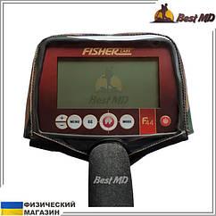 Чехол на блок металлоискателя Fisher F11, F22, F44