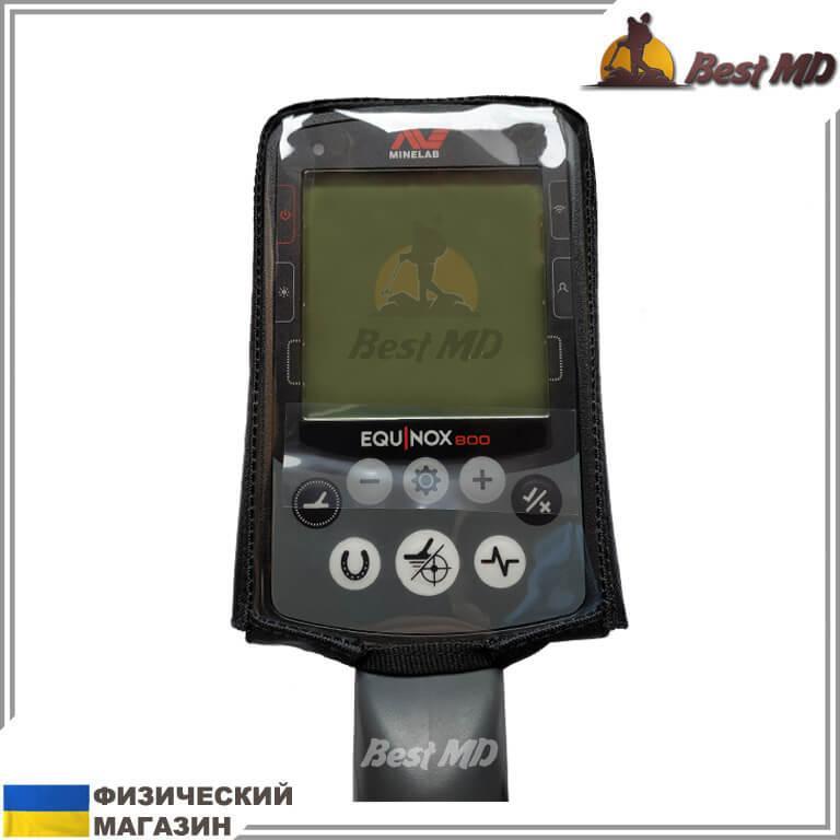 Чехол на блок металлоискателя Minelab Equinox 600|800