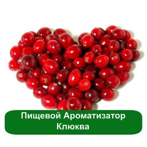 Пищевой Ароматизатор Клюква, 5 мл