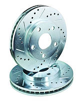 Тормозные диски (Пара) Infiniti FX 35/37/50 2008-  передний