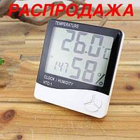 Метеостанция Часы Гигрометр термометр HTC-1