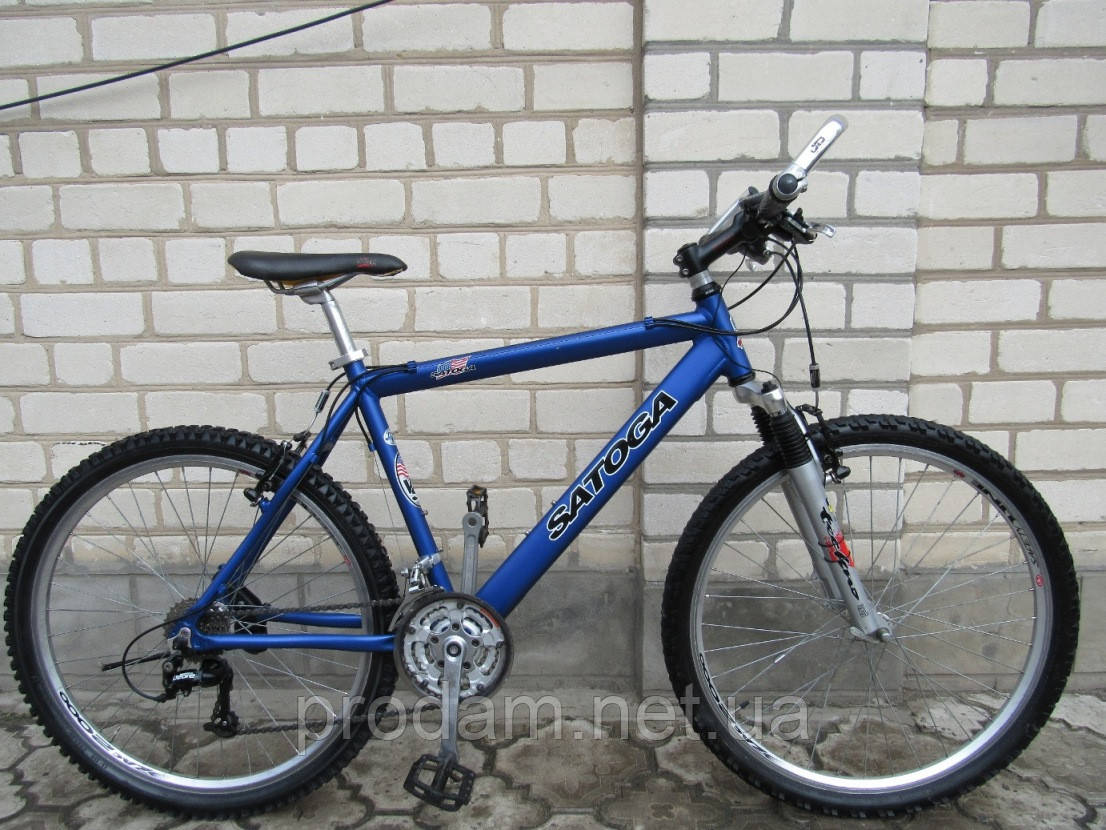 Велосипед Satoga,