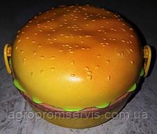 """Контейнер """"TITIZ"""" для ланча """"Гамбургер"""", фото 3"""