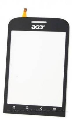 Тачскрин (сенсор) Acer E110 blue, фото 2
