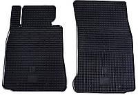 Коврики в салон Mercedes X166GL 12 (Мерседес) (2 шт) передние, Stingray