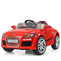 Детский электромобиль Audi Bambi M 3891EBLR-3 купить оптом и в розницу в Украине