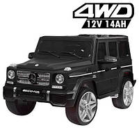Детский электромобиль джип Mercedes Гелек Bambi M 3567EBLRM-2(4WD) Матовая купить опт и в розница
