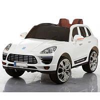 Детский электромобиль джип Porsche Bambi M 3289EBLR-1 купить оптом и в розницу в Украине