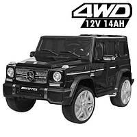 Детский электромобиль джип Mercedes Гелендваген Bambi M 3567EBLR-3(4WD) купить оптом и в розницу в Украине