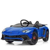 Детский электромобиль Lamborghini Bambi M 3903EBLR-4 купить оптом и в розницу в Украине