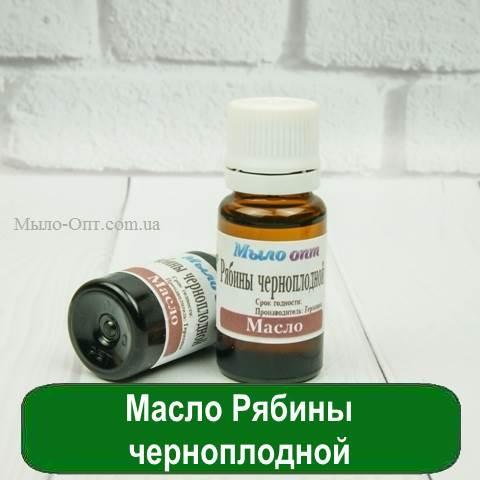 Масло Рябины черноплодной, 50 мл