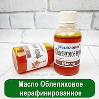 Масло Облепиховое нерафинированное, 50 мл