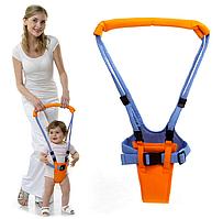 Детские вожжи ALVIVA Moon Walk (Лунная походка) Ходунки Moby Baby
