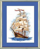 Набор для вышивки «Корабль»