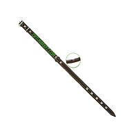 Ошейник 14 мм с подкладкой