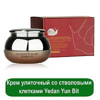 Крем улиточный со стволовыми клетками Yedan Yun Bit, 50 мл