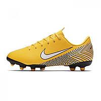 Бутсы Nike Mercurial Vapor Academy Neymar Jr FG Yellow Black - Оригинал add4b8c624e43