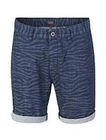 Мужские джинсовые деним шорты бермуды Solid Nat в размере L