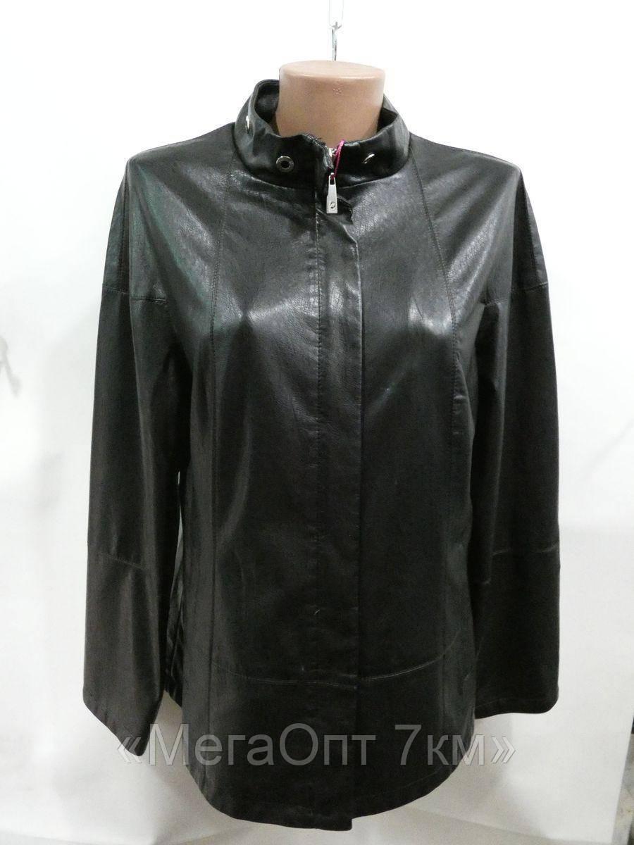 a65c73ab Куртки женские из кожзама оптом