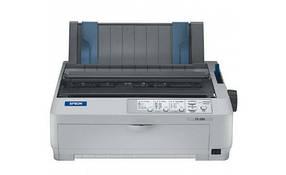 Матричный принтер Epson FX-890, бу
