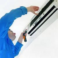 Монтаж внутренних сетей вентиляции и кондиционирования