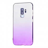 Чехол Glaze TPU для Samsung Galaxy S9 Plus Purple (PC-002250)