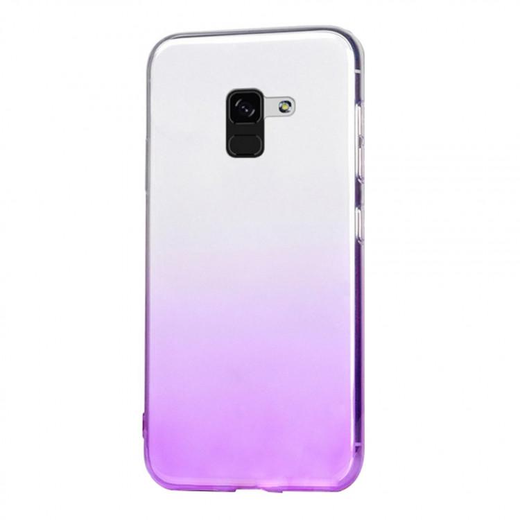 Чехол Glaze TPU для Samsung Galaxy J6 2018 Purple (PC-002240)