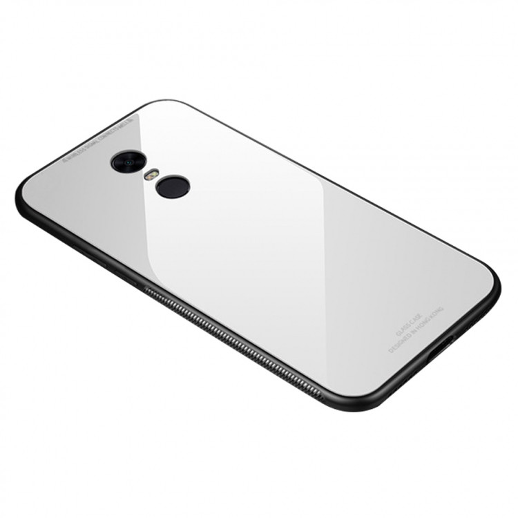 Чехол Incore Blue Light Glass для Xiaomi Redmi 5 Plus White (PC-002479)