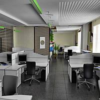 Комплексная отделка офисных помещений