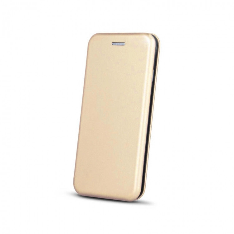 Чехол-книжка Premium Edge для Apple iPhone 8 Plus Gold (PC-000077)