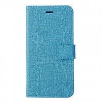 Чехол-книжка Incore Classic для Samsung Galaxy J3 2017 Light Blue (PC-002652), фото 1