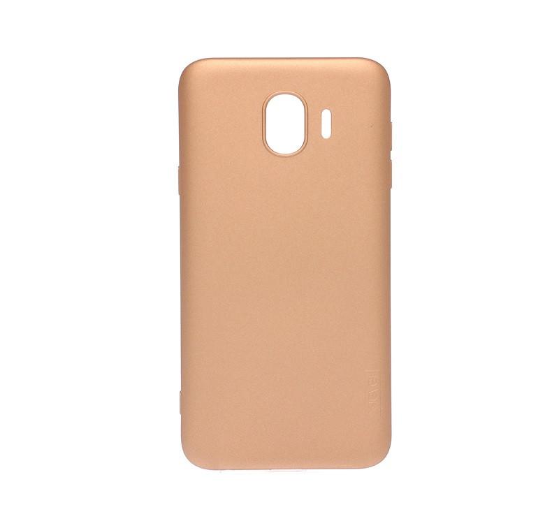 Чехол X-Level для Samsung J4 2018 J400 TPU Guardian Золотой (PC-002822)