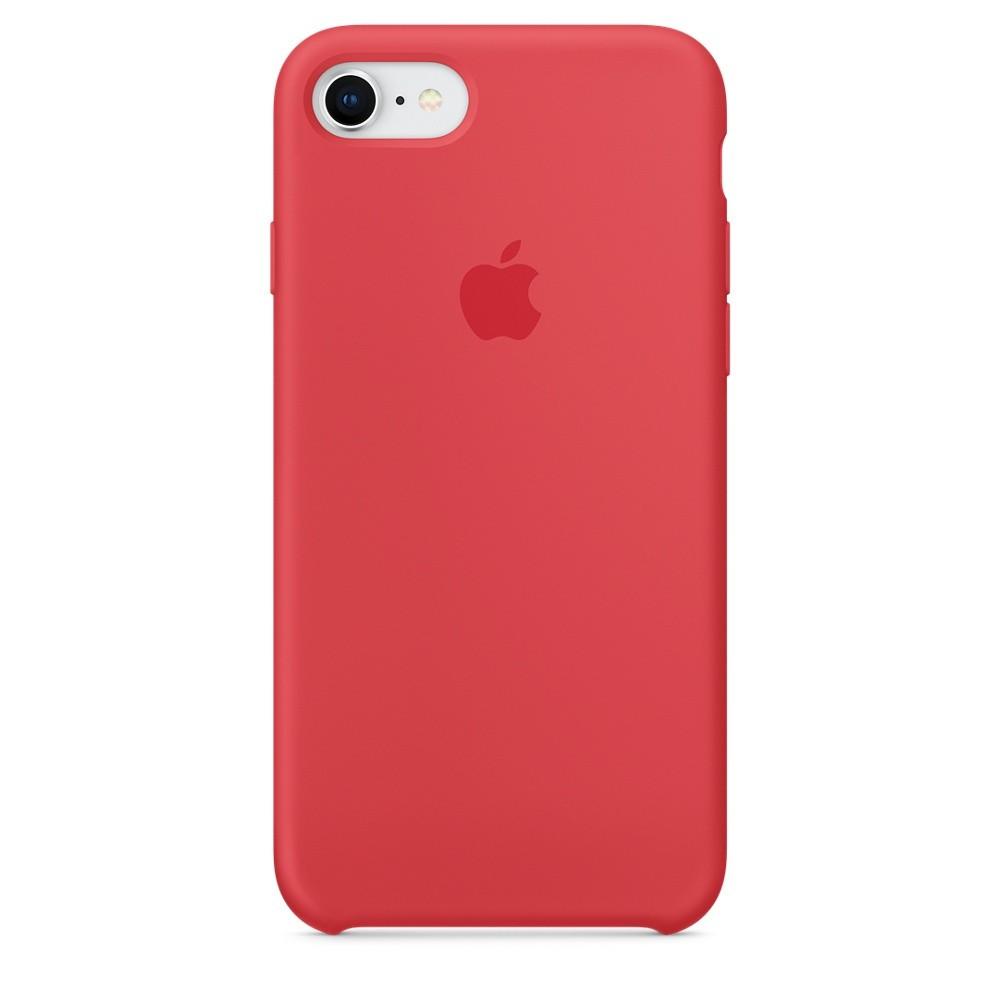 Чехол iPhone 6/6S Plus Silicone Case Red Raspberry (IGS66SPRP2)