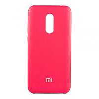 Чехол Silk Silicon для Xiaomi Redmi 5 Bordo (PC-003083)