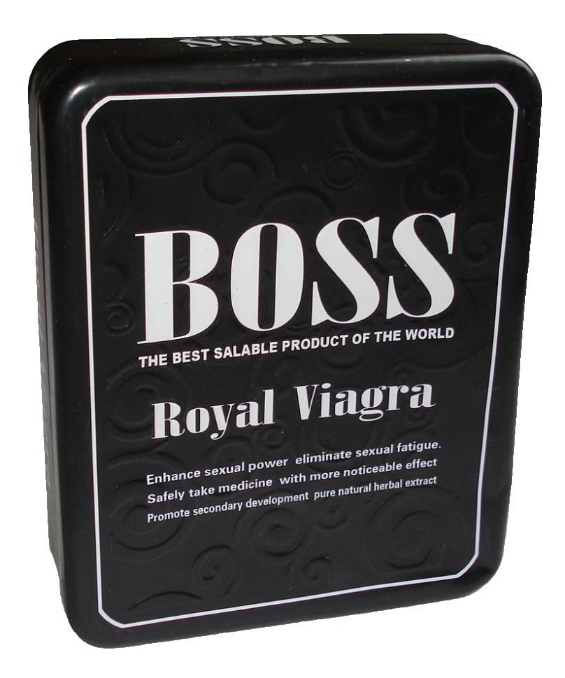Средство для мощной потенции Boss Royal Босс Роял быстрого действия