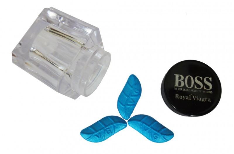 Препарат для мощной потенции Boss Royal Босс Роял 3 таб