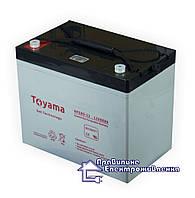 Гелева акумуляторна батарея TOYAMA NPG80-12