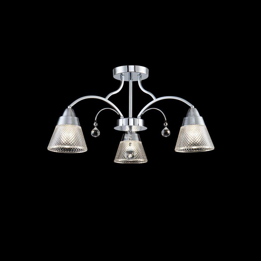 Потолочный светильник FREYA FR2011CL-03CH ENRICA